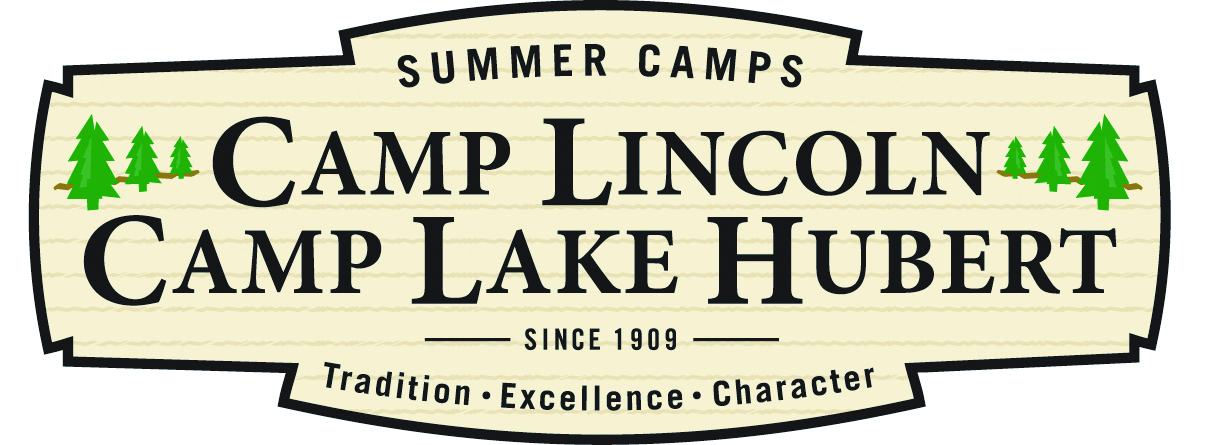 Camp Lincoln and Camp Lake Hubert Logo