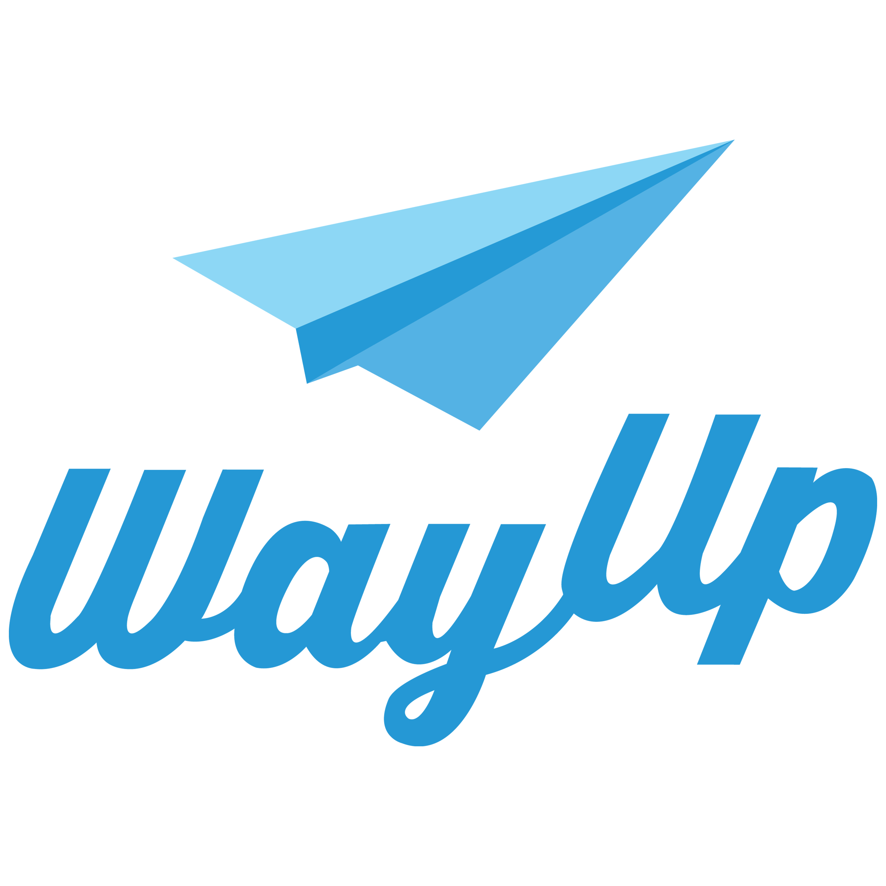 WayUp Surveys Logo
