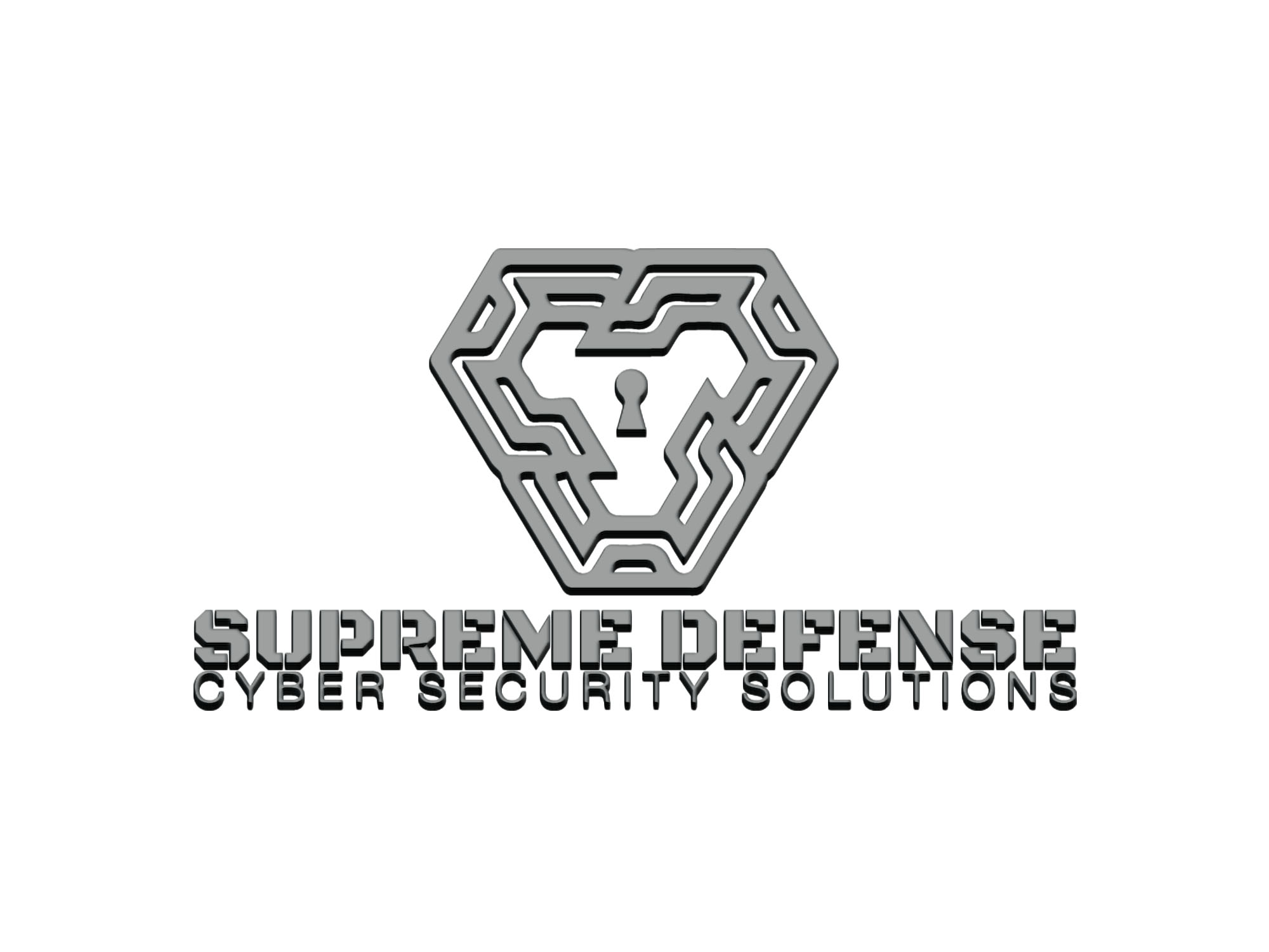 Supreme Defense Inc. Logo