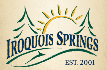 Camp Iroquois Springs Logo