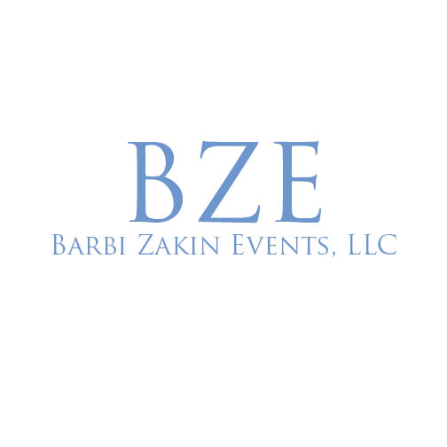 Barbi Zakin Events Logo