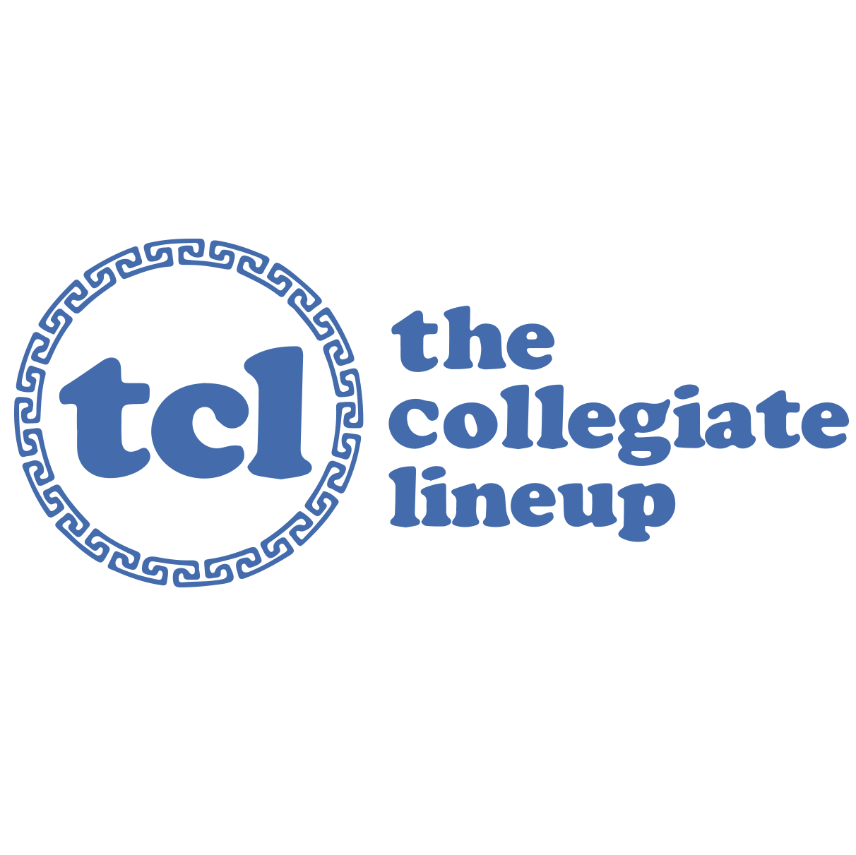The Collegiate Lineup Logo