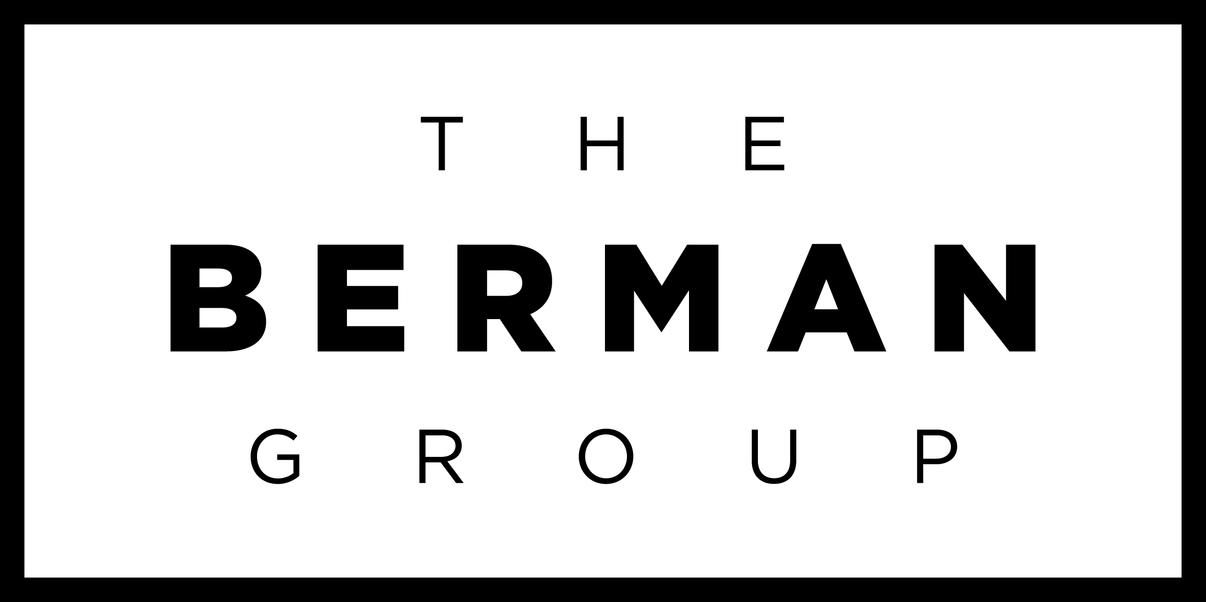 The Berman Group Logo